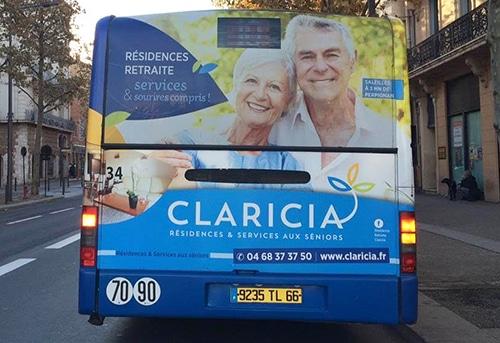 Claricia, Résidences & Services aux Séniors
