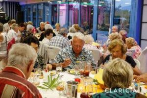 Claricia garden party