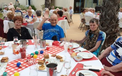 Garden Party de Juillet